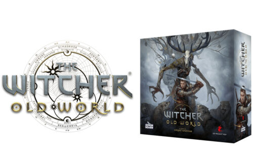 """""""The Witcher: Old World"""""""